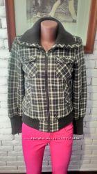 Куртка женская короткая шерстяная  ICHI