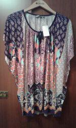 Новая красивая блузка бабочка ТМ Мах 10 р-р или размер S