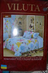Комплект постельного белья VILUTA подростковый