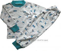 Отличные пижамки на мальчика для садика и дома
