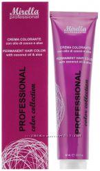 Краска для волос Mirella Professional 60 мл Италия
