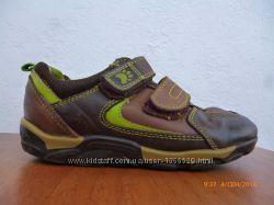 Туфли, ботинки, кроссовки Hush Puppies кожа р. 26 стілка 16, 5 см.