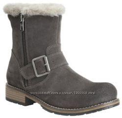 Замшеві черевики Clarks Kelpie Swish, 29. 5, 32. 5
