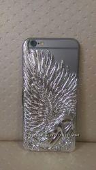 чехол накладка для iphone 6 6s ангел
