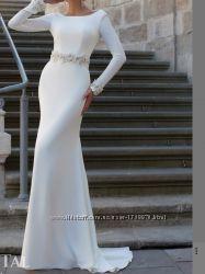 Весільневечірнє плаття Crystal DesignСвадебное платье