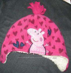 Peppa Pig Шапочка девочка 1, 5 - 2 года