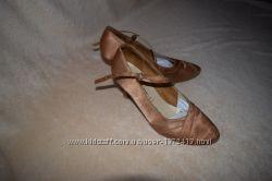 Туфли для бальных танцев Club Dance  Стандарт р. 24, 5