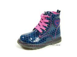 Детские ботинки Clibee С 23р-28р 2 цвета