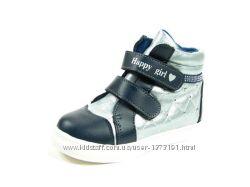 Детские ботинки ДжонГольф для девочки С 27-32р  7 моделей