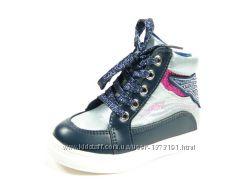 Детские ботинки для маленьких девочек С 21р-26р