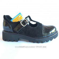 Восхитительные туфли для девочки 32, 34 р.