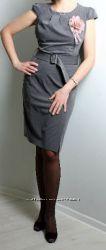 Стильное платье, размер 42-44