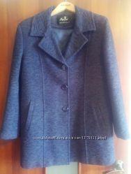 Пальто в стиле бойфренд, зима и деми 2 в 1 снизила цену