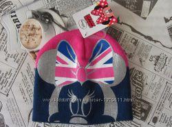 Шапочки Hello Kitty, Minnie Mouse всего 75 грн