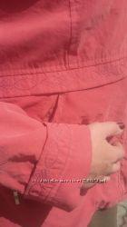 Куртка плащ демисезонная