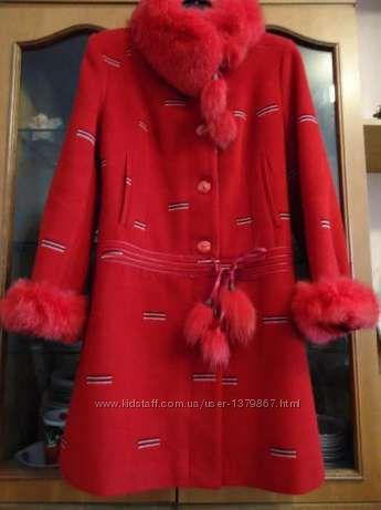 Зимнее пальто, 48р.