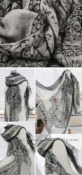 Стильный женский шарф по суперцене