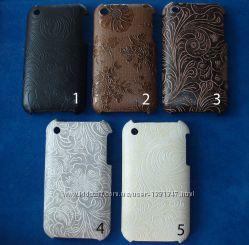 Чехол накладка на заднюю крышку iPhone 3G 3GS Гламур