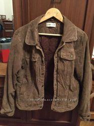 Жакет куртка фирмовый 44 размер на весну ветровка