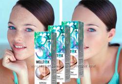 Косметический крем для отбеливания кожи Welltox