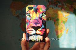 Яркий чехол для IPhone 4, 4s