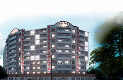 Канев двухкомнатная квартира 54м2 в новом доме