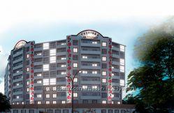 Канев однокомнатная квартира 33, 9м2 в новом доме