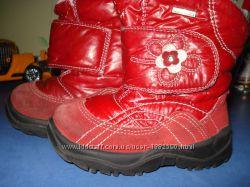 Зимние сапоги ботинки CHICCO для девочки, размер 22