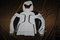 Женская горнолыжная курточка, утеплена