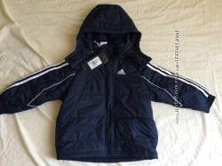 Куртка adidas для мальчика 5 лет 110см ОРИГИНАЛ