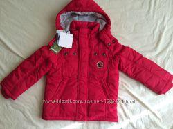 Деми куртка SELA на 4 лет