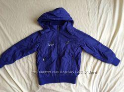 Деми куртка SELA для мальчика 6 лет