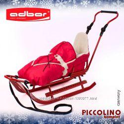 Продам санки Adbor Piccolino с разной комплектацией