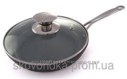Сковорода D28см с керамическим покрытием 88335-28 Lessner Ceramic Line
