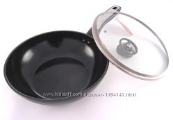 Сковорода вок Lessner Ceramic Line Omega 88471
