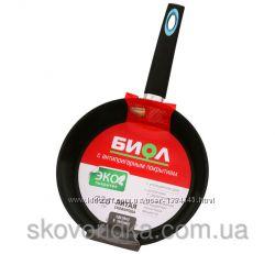 Сковорода Биол Люкс 22 см 2212П