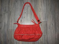 Новая коралловая сумочка