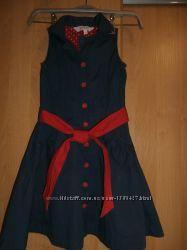 стильное платье бренд GIRL2GIRL с поясом