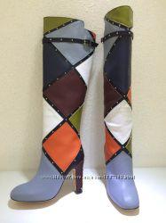 Valentino сапоги ботинки