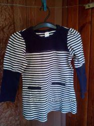 Платье-туника на 4-5 лет
