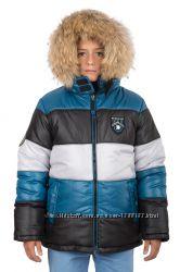 Куртка зиму мальчика Донило 3039 Б p. 140-1645