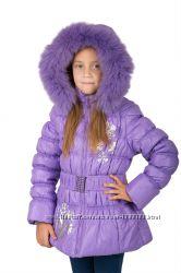 Зима куртка девочки Донило 2908 М, Б р. 122-1644