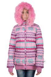 Пуховик куртка девочку Донило 2533 р. 134-1646