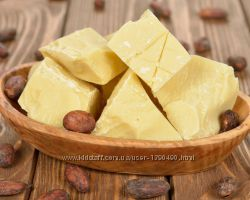 Масло какао для лица, волос и от растяжек. Натуральное