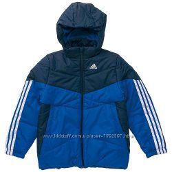 Куртка подростковая демисезонная Adidas. Рост - 160см