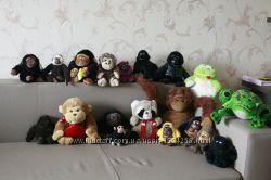 Мягкие игрушки распродаю