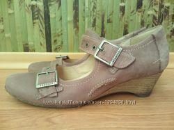 Туфли нубук Seasons 40-41 размер кожа