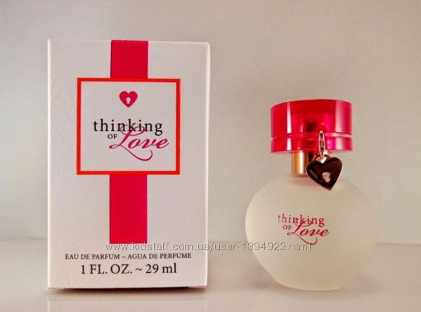Парфюмерная вода Thinking of Love от Мary Kay