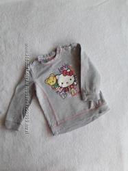 Реглан Hello Kitty на 2-3 года