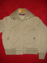 фірмова демісезонна катонова куртка